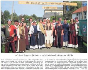 Bericht Westfalen-Blatt vom 07.05.15