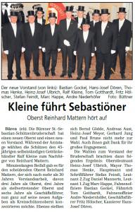 Westfalenblatt vom 25.01.2015