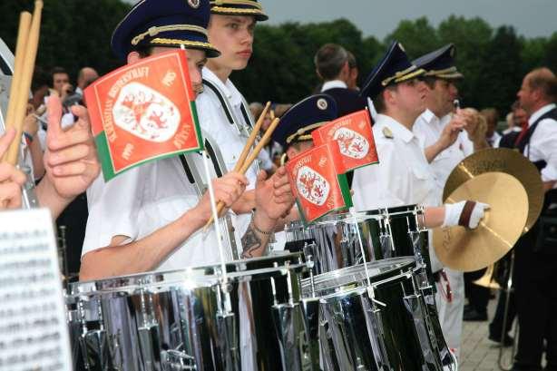 Tambourkorps Büren