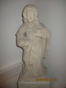 Statue der Hl. Agatha von Catania